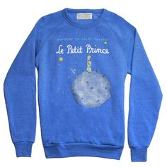 The Little Prince super soft unisex fleece | Outofprintclothing.com