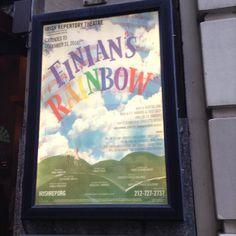 #finiansrainbow #irishreperatorytheatre