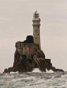 Mizen Head #Lighthouse - Kilmore Peninsula, Carbery, County Cork, #Ireland.  Photo by rirsz on Flickr   -   http://dennisharper.lnf.com/