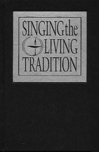 """Unitarian Universalism's hymnbook - hymns, songs and readings from around the world. """"Pew Edition"""" 415 hymns and songs and 317 readings. Hardcover."""