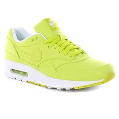 low priced a9715 8be4d Nike Air Max 1 Shoes - Cyber cyber