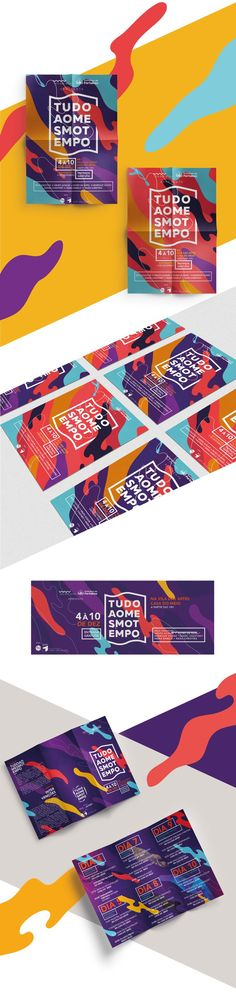 TudoAoMesmoTempo on Behance
