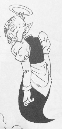 Kaio-shin Anciano del Futuro Alternativo | Dragon Ball Wiki | FANDOM powered by Wikia