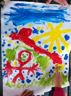 Made by Sophia, 5 years old, Artist Of The Day on 11/04/2014 • Art My Kid Made