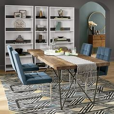 "dylan 36""x80""dining table 