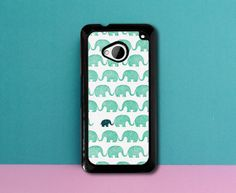 HTC one case,htc one M7 case,elephants,HTC one S case,htc one X case,all image in our shop are availble for HTC case - VistarCover - $14.99