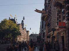 Amazing city center in Amsterdam,that we visited a mont ago ! Flags everywhere ! #flags #netherlands #holland #city