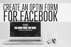 Jamie Leigh shows you how to create a facebook opt-in form and install it in an app on your page so your brand message lands in your ideal client's inbox! http://jamieleigh.com/screencast-how-to-build-a-facebook-opt-in-form/