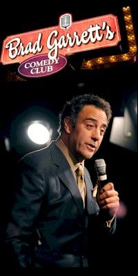 Brad Garretts Comedy Club, live at MGM Grand Las Vegas - Show Discounts for Las Vegas. Save by booking direct online