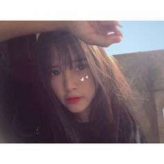 Korean Ulzzang, Ulzzang Girl, Pretty Girls, Cute Girls, Cute Selfie Ideas, Aesthetic Grunge, Asian Beauty, Girl Fashion, Hair Beauty