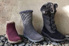 Meet some of our favorite winter boots, which one fits your Skechers style?