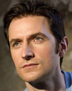 Richard Armitage from the Justin Canning Photoshoot (2008)