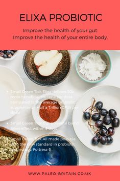 probiotics and prebi