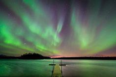 Quelques-unes des plus belles aurores boréales jamais capturées