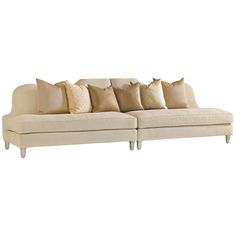 Caracole Ooh-La-La Sectional Sofa
