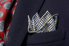 Pocket square 20% OFF for the most favorited item by ASDFstyle