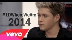 One Direction - Where We Are Tour 2014 (Official Trailer) One Direction Videos, I Love One Direction, This Is Us Trailer, I Love You All, My Love, Where We Are Tour, British Boys, Makes You Beautiful, Boys Like