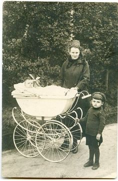Image detail for -Vintage Pram Enthusiasts