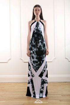 leila shams tie dye maxi dress