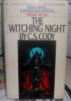 The Witching Night by C.S. Cody (1974, Paperback)