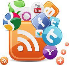 Resultado de imagem para logotipos de bares com nomes de redes sociais