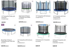 10ft Trampoline Reviews – Most popular options researched across the market