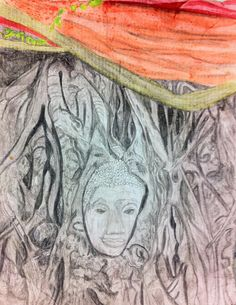Il volto tra gli alberi by paoloaugusto.deviantart.com on @DeviantArt