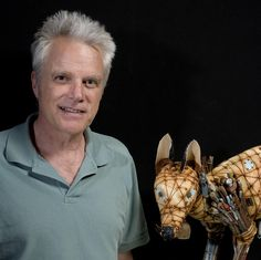 Geoffrey Gorman - incredible ability to interrupt and sculpt animals from found objects - steam punk movement influence.