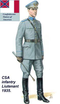 Confederate gray. - Alternate History Discussion Board