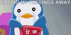 When you have so many feels... #relatable #animegif http://saikoplus.com