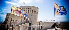 Castle of Acquaviva Picena - Marche, Italy