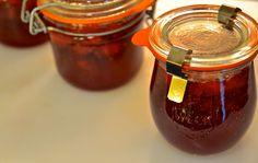 DSC_0734Mermelada de fresas con miel
