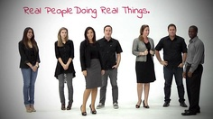 Marketing Video. Here's a video for our web site that I made a few weeks back. I think I made 8 different ones. Pretty fun.