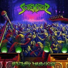 Scaremonger - Arbitrary Paradoxist (2015) | Old School Thrash Metal