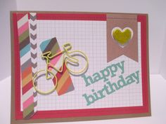 OWH cards, Thank you, Happy Birthday, Hello. Thinking of you.
