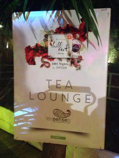 Tea Lounge 1001 nights @Polana Serena Hotel