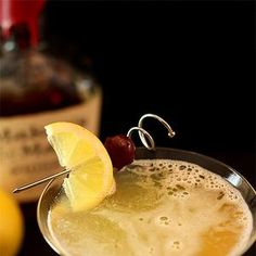 ... sour perfection on Pinterest | Whiskey Sour, Whiskey and White Dogs