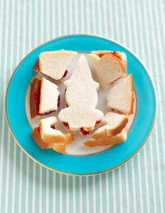 Must try if you have a picky eater! Sandwich puzzles!!