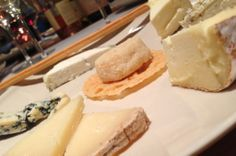 the amazing and local Cowgirl Creamery Cheeses