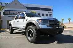 2013 Shelby Raptor with Machined Method Race Wheels Double Standards Shelby Raptor, Svt Raptor, Ford Raptor, Ford Svt, Lifted Ford, Ford Trucks, Cars Motorcycles, Dream Cars, 4x4