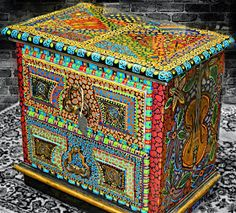 Art by Ally White: Painted Furniture