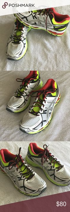 (Men) Asics - Gel-Kayano 21 Excellent condition Asics Shoes Sneakers