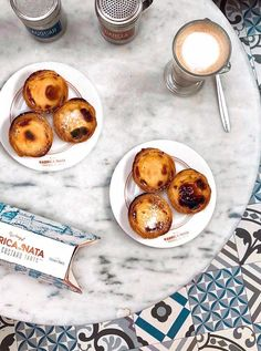 Our ultimate list of bakeries and cafés who have built special reputations as the best spots for a creamy, sugary, pastéis de nata filled fix! Cherry Liqueur, Custard Tart, Egg Tart, Sweet Pastries, Pastry Shop, Cooking Classes, Street Food, The Best, Bakery