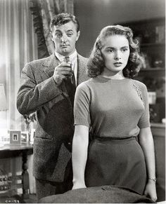 HOLIDAY AFFAIR - Robert Mitchum & Janet Leigh