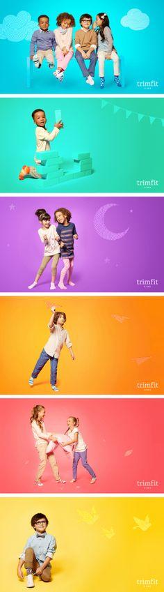 trimfit kids by Siavash Khasha, via Behance