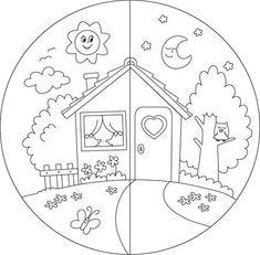 Science For Kids, Art For Kids, Colouring Pages, Coloring Books, Colouring Sheets, Coloring Worksheets, Preschool Crafts, Kids Crafts, Kindergarten Worksheets