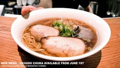 Monta's Tonkatsu Ramen is amazing. Don't leave vegas without trying this place out if you're a ramen enthusiast.