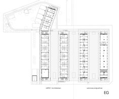 ARTEC Architekten - Wohnhaus Maximilianstrasse Planer, Floor Plans, Diagram, Socialism, Social Housing, Parkour Gym, Fire Safety, Landscape Architecture, Home Technology