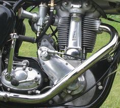 bsa engine | BSA B31 ENGINE