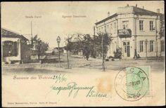 Tulcea - Hotel Carol Tott- 1901